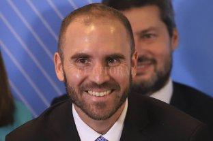 Martín Guzmán quiere refinanciar capital e intereses de la deuda externa - Martín Guzmán, designado por Alberto Fernández para ocupar el cargo de ministro de Economía. -