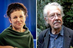 Tokarczuk y Handke pronunciaron sus discursos de aceptación de los Nobel de Literatura