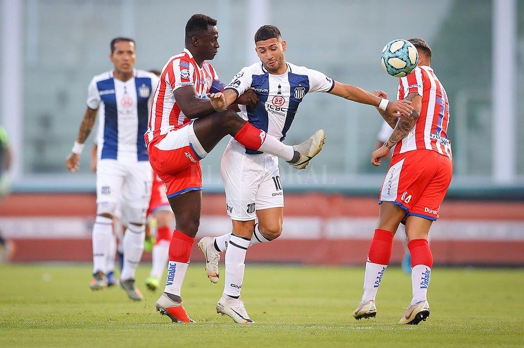 Unión cerró el año con un empate en Córdoba -  -