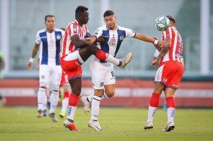 Unión cerró el año con un empate en Córdoba -