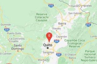Temblor de magnitud 4,23 sacudió a la ciudad de Quito