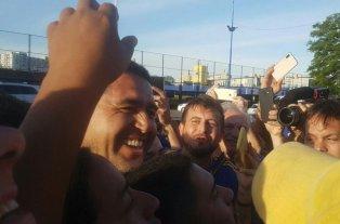 Riquelme denuncia irregularidades en las elecciones de Boca y exige la presencia de Macri