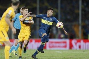 Boca defiende la punta ante Rosario Central