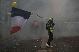 Recomiendan no usar el transporte público en Francia este lunes