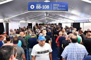 Cerraron los comicios en Boca con cifra récord de votantes -  -