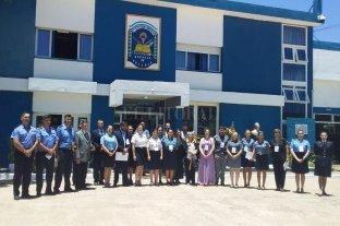 El Museo de la Policía de Santa Fe participó de un encuentro nacional