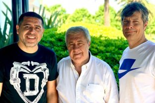 De la mano de Riquelme, Ameal es el nuevo presidente de Boca -  -