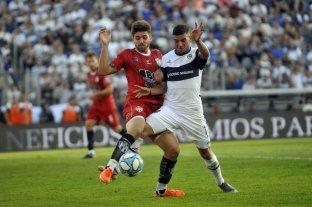 Así quedó la tabla de los promedios luego de los partidos del domingo - Gimnasia le ganó a Central Córdoba, un rival directo. -