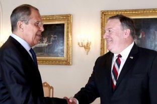 Los jefes de las diplomacias de Rusia y EEUU se reunirán en Washington