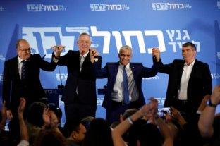 Los dos principales partidos de Israel acuerdan elecciones para el 2 de marzo si no forman gobierno