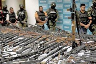 EEUU controla casi el 60% del comercio mundial de armas