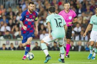 Barcelona e Inter protagonizan el partido destacado de la fecha de Champions