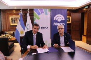 Banco Macro se suma al panel de Gobierno Corporativo de BYMA -  -