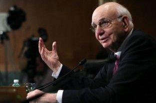 Murió a los 92 años Paul Volcker, ex presidente de la Reserva Federal de EEUU