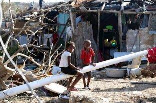 Para UNICEF, los niños son los más afectados por la crisis climática