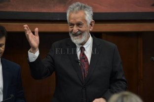 Alberto Rodríguez Saá afirmó que este será su última gobernación en San Luis