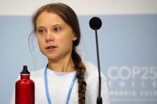 """Greta Thunberg pidió """"escuchar más a los científicos"""""""