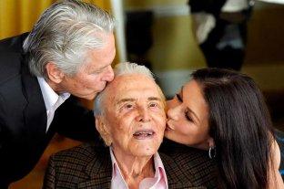 Kirk Douglas cumple 103 años