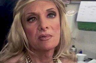Zulma Lobato salió de terapia intensiva