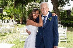 Se casó el doctor Alberto Cormillot