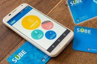 Tarjeta SUBE Digital: se podrá pagar el transporte público desde el celular