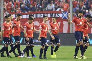 El plantel de Independiente amenaza con una huelga por falta de pago