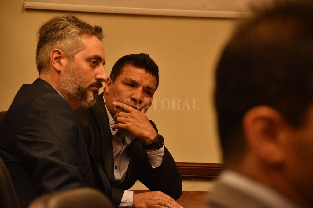 El ex campeón mundial de boxeo fue sentenciado a 18 años de prisión en primera instancia el 31 de julio pasado. Crédito: Guillermo Di Salvatore - Archivo
