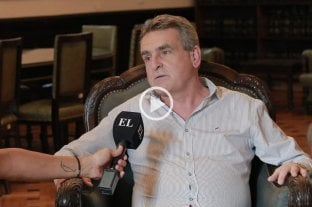 """Agustín Rossi: """"Venimos a mejorarle la vida a los argentinos"""" - Agustín Rossi con El Litoral. -"""