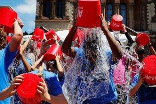 """Falleció Pete Frates, el impulsor del """"Ice Bucket Challenge"""""""