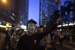 Tribunal de Hong Kong dictamina que la ley antimáscaras sigue siendo anticonstitucional