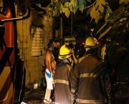 Una niña de tres años murió al incendiarse una vivienda en Gualeguaychú