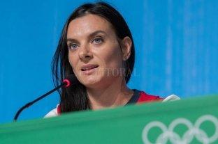 """La ex atleta bicampeona olímpica expresó que es """"cruel y asesina"""""""