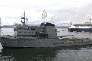 Destacan barco argentino para colaborar en la búsqueda del avión chileno perdido en la Antártida