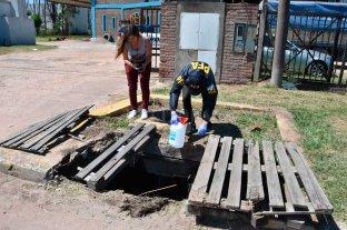 Allanamientos en el Parque Industrial de Sauce Viejo por presunta contaminación