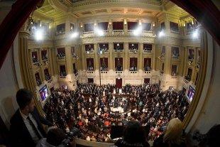 El discurso completo de la asunción de Alberto Fernández ante la Asamblea Legislativa