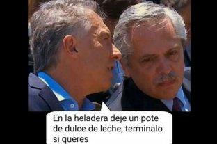 Asumió Alberto Fernández y... ¡hay memes!