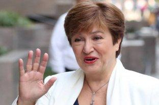 Georgieva instó a los gobiernos latinoamericanos a aprovechar la crisis económica para avanzar con reformas