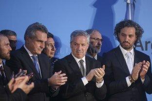 Asumió el gabinete de ministros del gobierno de Alberto Fernández -  -