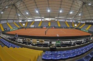 Argentina y Colombia jugarán la Copa Davis en Bogotá