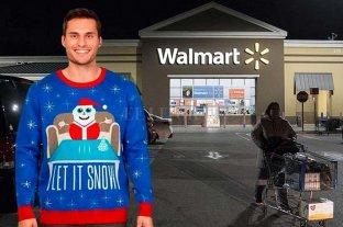 """El estado colombiano demandará a Walmart por un pulover """"narco"""""""