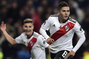 Quintero se pierde la final de la Copa Argentina