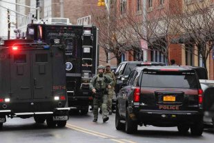 Al menos seis muertos en un tiroteo en Nueva Jersey