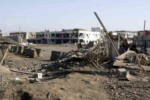 Un muerto y 60 heridos en un ataque cerca de la base estadounidense en Afganistán