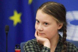 """Greta Thunberg fue elegida como """"Persona del Año"""" por la revista Time"""