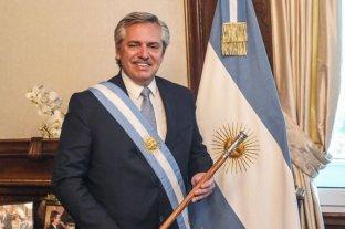 Alberto Fernández se quejó porque no anda el aire acondicionado en el Despacho de la Casa Rosada