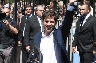 Axel Kicillof asume como Gobernador de Buenos Aires -  -