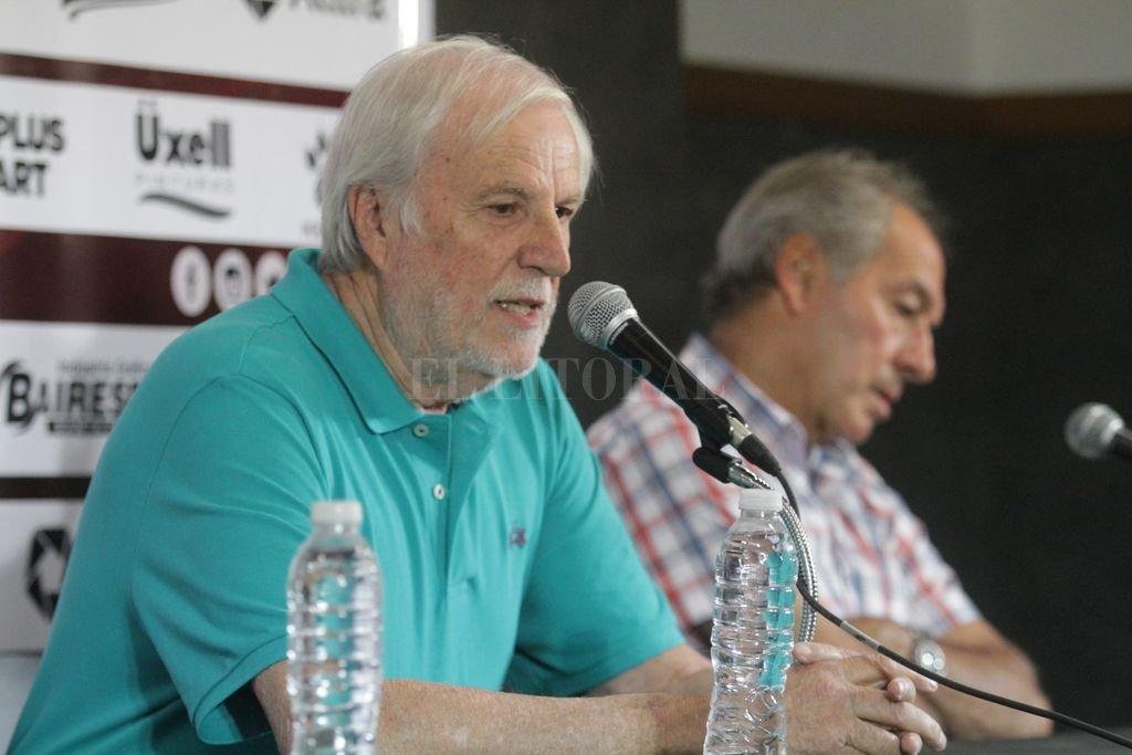 José Néstor Vignatti contrataría a un entrenador de la escudería de Bragarnik. <strong>Foto:</strong> Pablo Aguirre