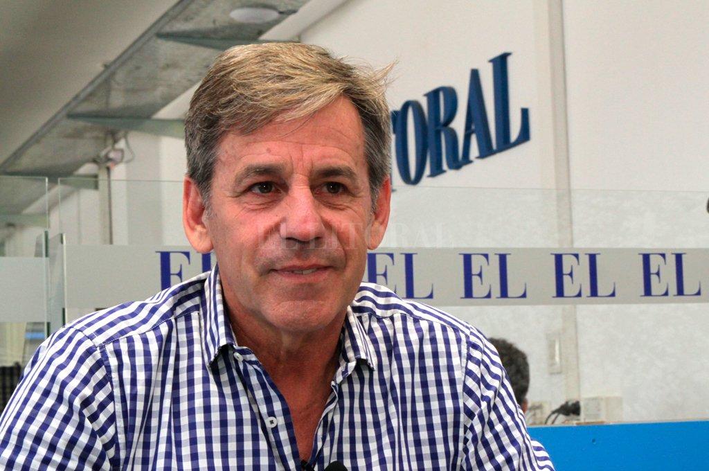 """""""Nuestro anhelo es construir una ciudad que nos cobije a todos y a todas"""", dijo Emilio Jatón, antes de asumir.  <strong>Foto:</strong> Mauricio Garín."""