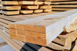 La producción de maderera y de muebles bajo 10,7% en 2019