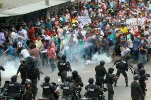 """Bolivia acepta la """"investigación internacional"""" pero se queja de la visión """"sesgada"""" de la CIDH"""